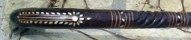 081- Mother-of-pearl inlay
